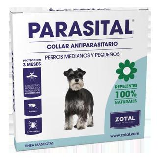 comprar collar Parasital 58cm perro pequeño y mediano barato