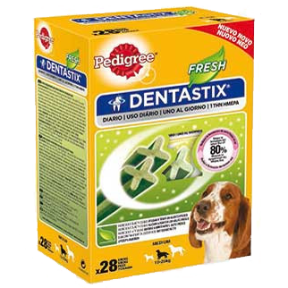 comprar dentastix fresh perro mediano Pedigree