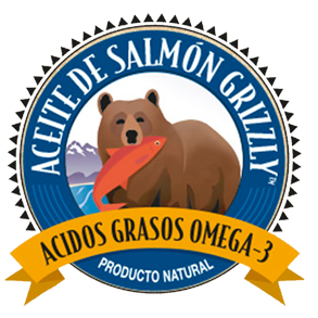 aceite salmon Grizzly para perros